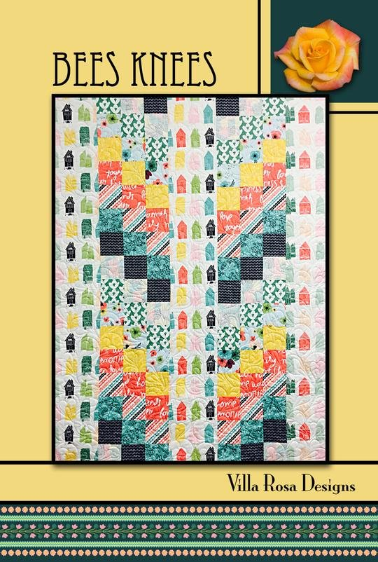 Bees Knees Quilt Pattern #3782