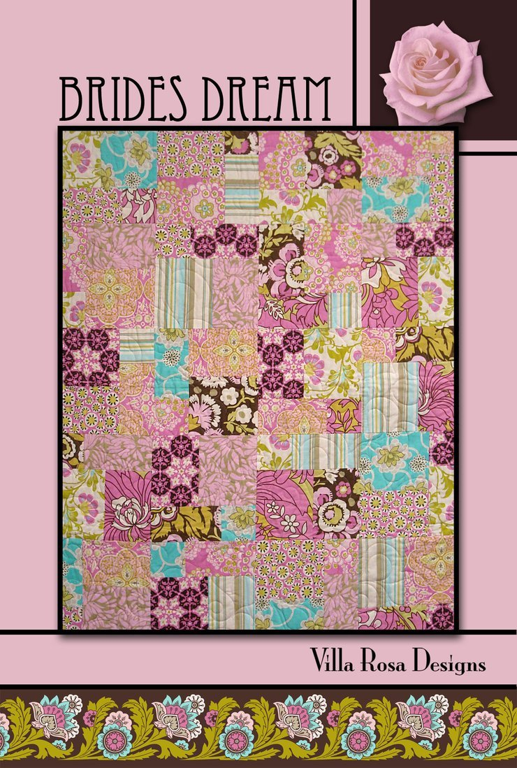 Brides Dream Quilt Pattern #32