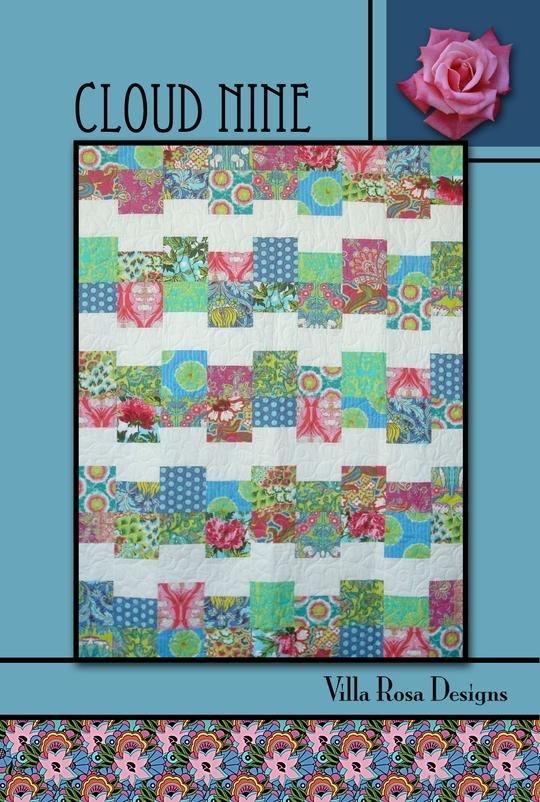 Cloud Nine Quilt Pattern #3782