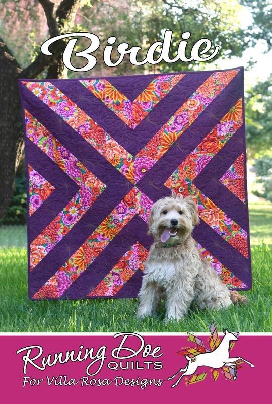 Birdie Quilt Pattern #3782