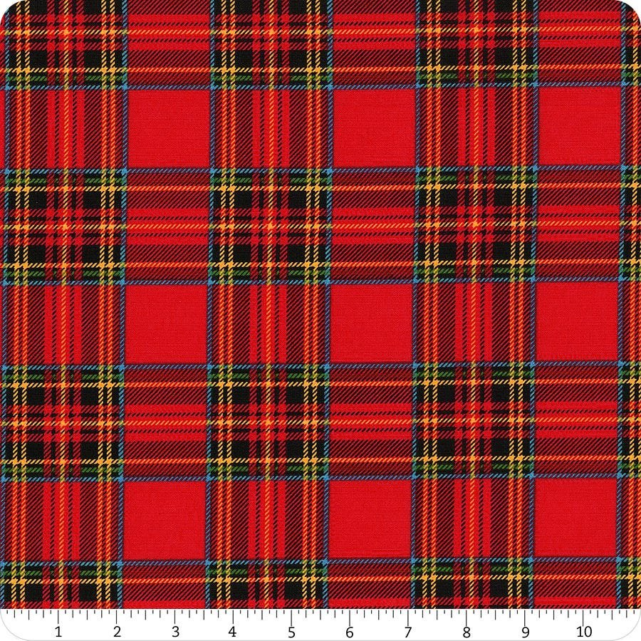 Dad Plaid Red 51867-1