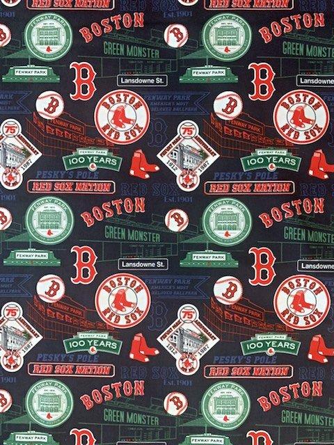 MLB Logo Boston Red Sox 60251 Stadium 45