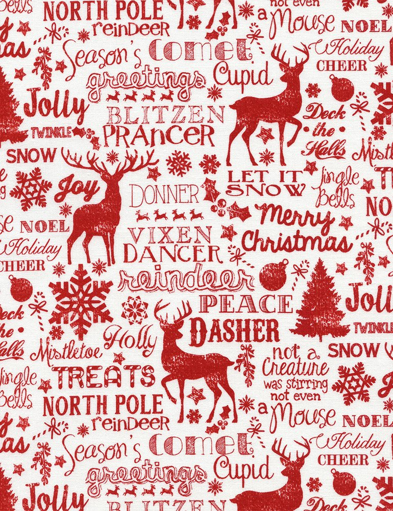 reindeer christmas words c4526 - Christmas Words That Start With S