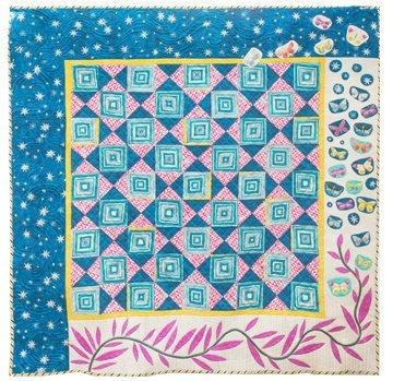 Room to Wonder 50930QK Quilt Kit