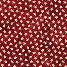 Stars & Stripes 39101-24 Stars on Red
