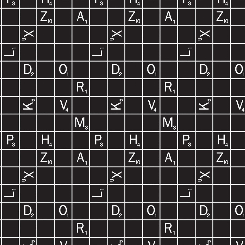 *EOB* Hasbro Scrabble 95070112-01 Black - 0.56 YD