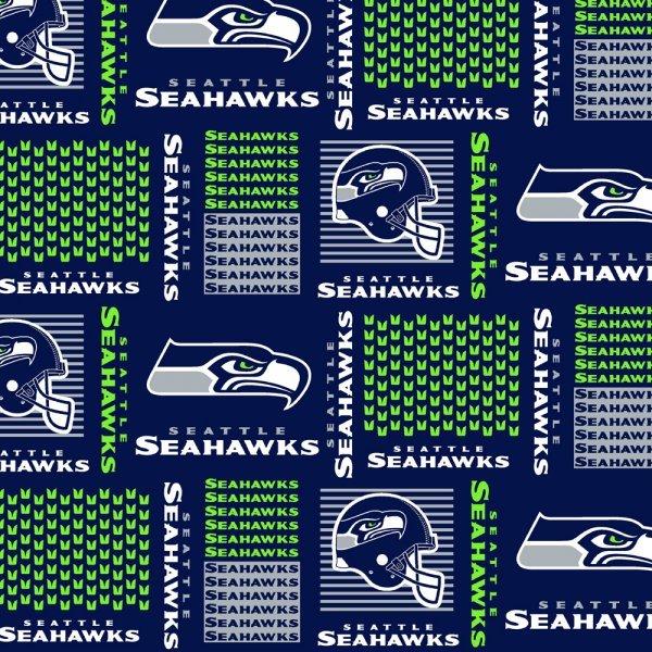 NFL Logo Seattle Seahawks 6470 Block