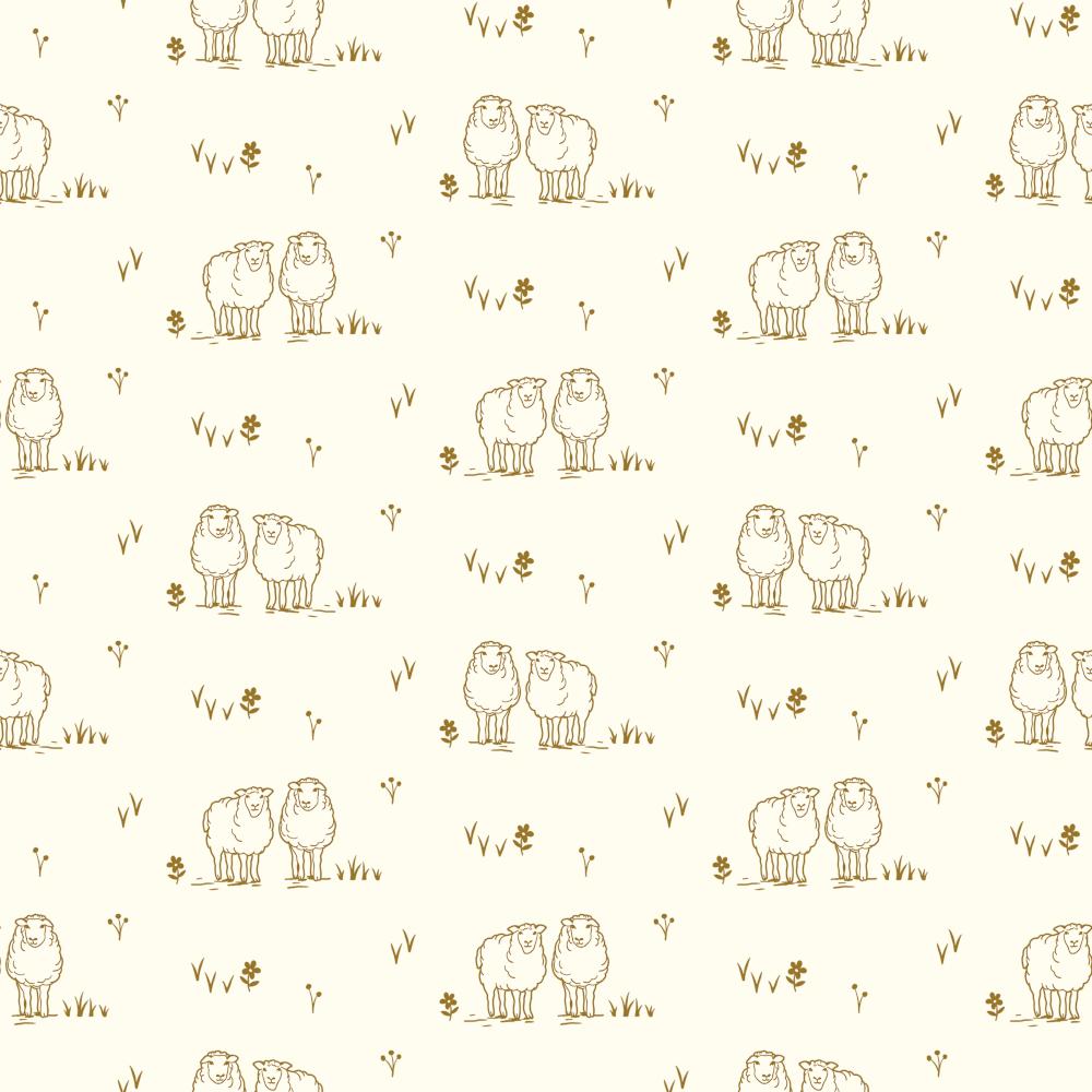 Homestead Life 51522 Sheep Cream