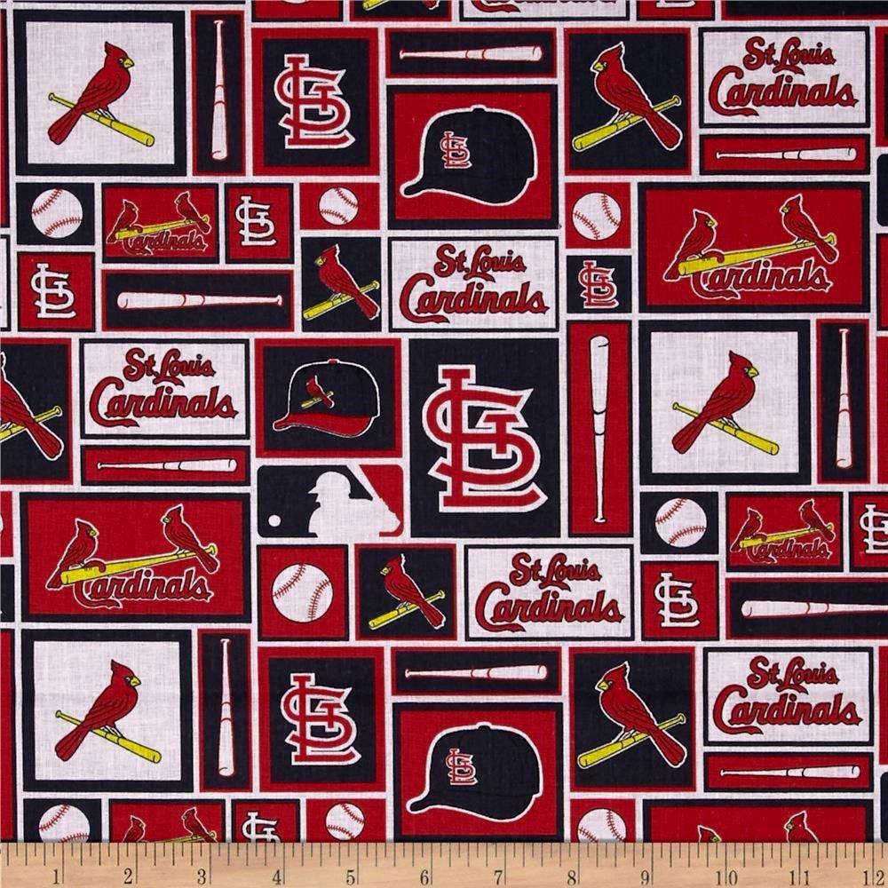 MLB St. Louis Cardinals 6654B Block
