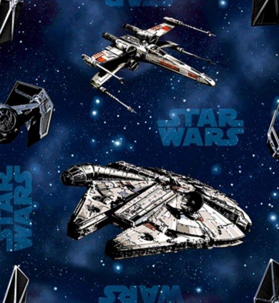 Star Wars 7310008 Ships Blue