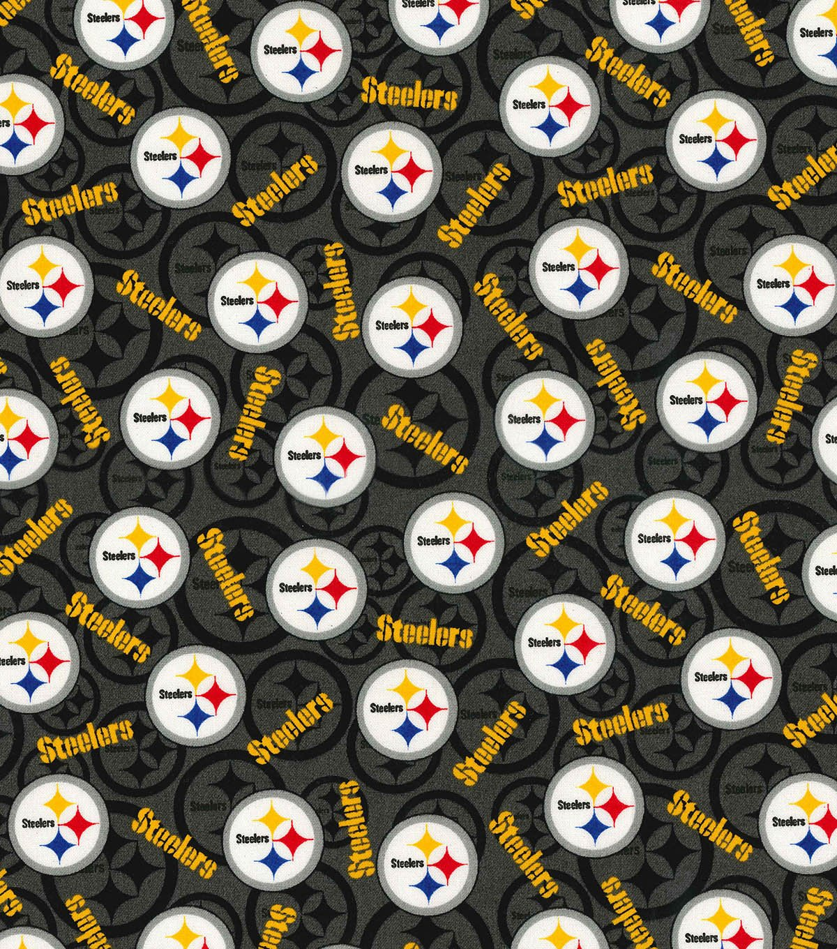NFL Pittsburgh Steelers 14771 Grey