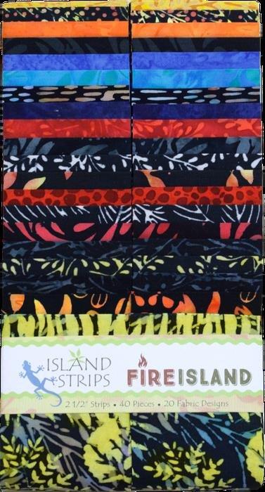 Strips Fire Island 2.5