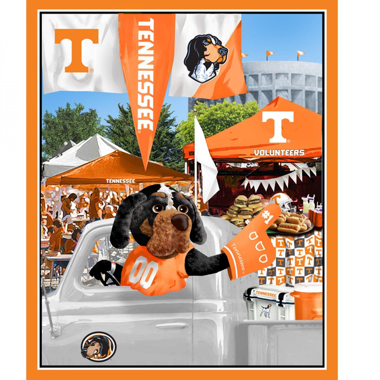 NCAA Tennessee Vols 1157 Panel