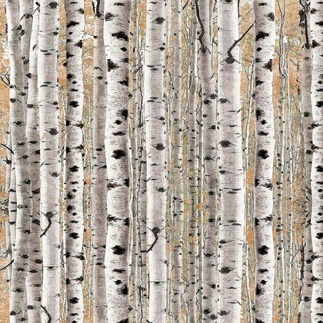 Timberland Trail 26808-A Birch Trees Tan