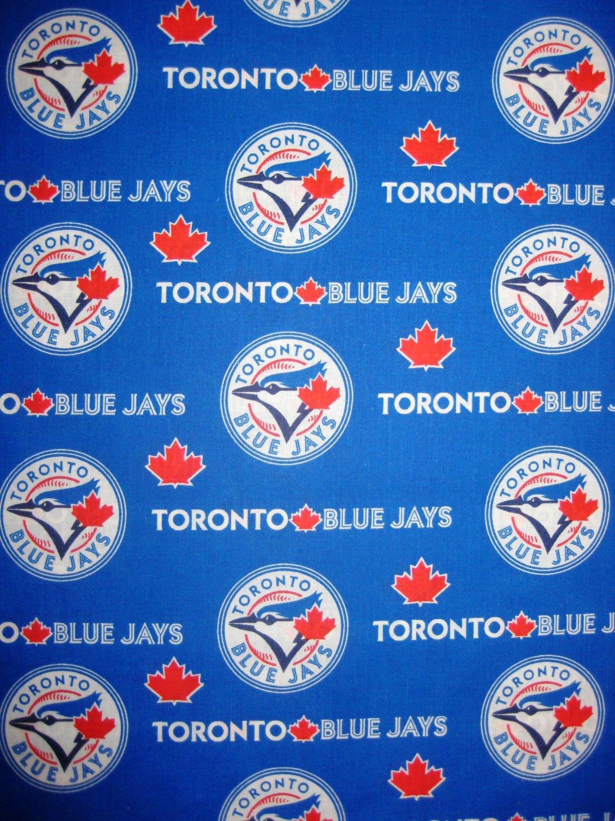 MLB Toronto Blue Jays 6676B Blue