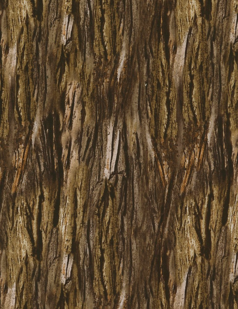 Tree Bark C6860 Brown