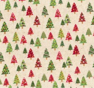 Christmas Trees 8091 Glitter