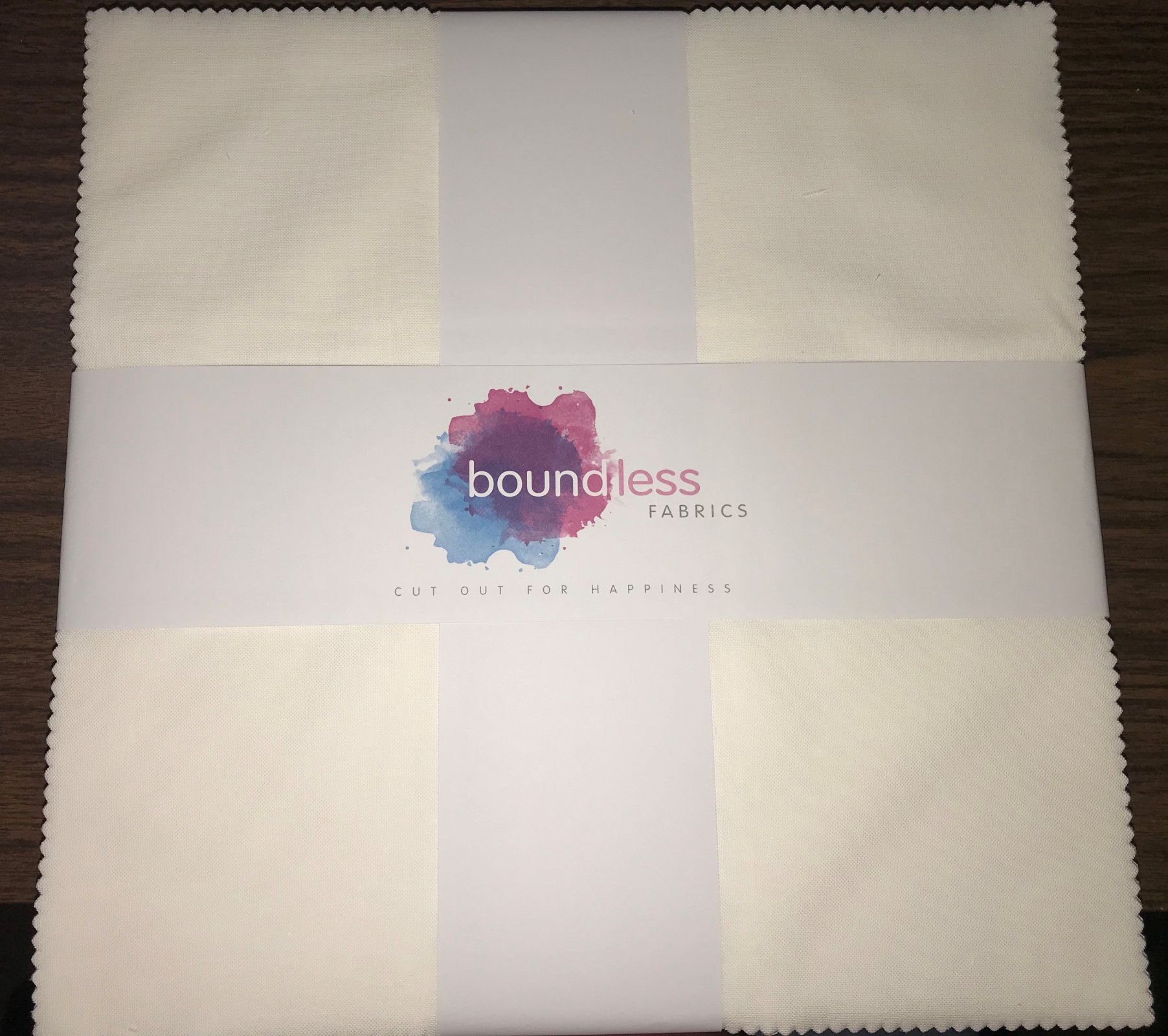 Boundless White 42 Piece 10 Layer Cake