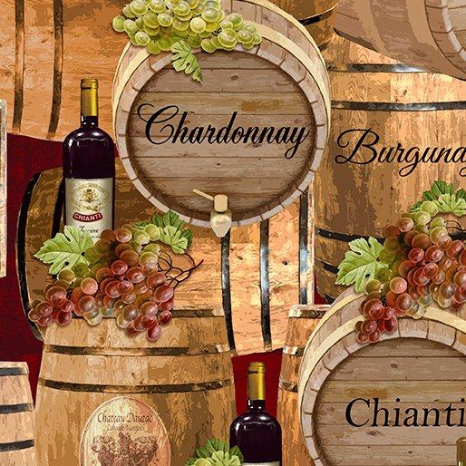 Cheers to You Wine 9791-07 Barrels