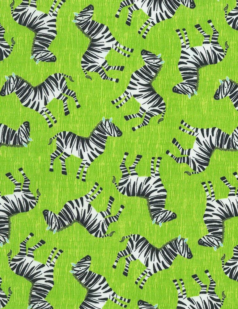 Zebras C6418 Lime
