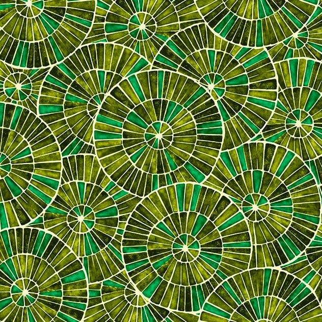 Zola Mosaic 26142-H Avocado