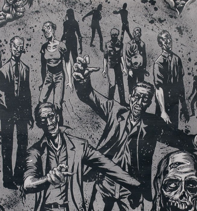 Zombie Large Scale 7945B