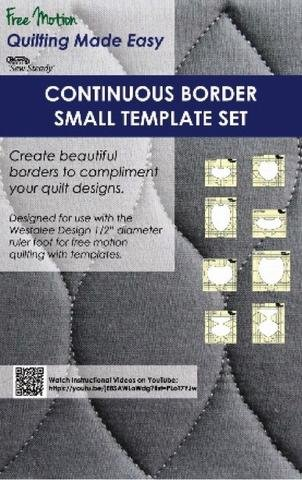 Westalee Continuous Border Small Set Templates