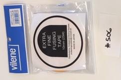 Japanese Vilene Extra Fine Fuse Tape - 1cm/25m