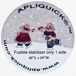 Apliquick 1 sided Fusible Stablizer