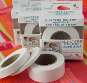 Quilters Select Appli-Stick 1 x 10