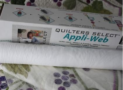 Quilters Select Appli-Web 10 x 10