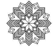 Westalee Artisan Curve Square ARTSQUARE92 Template