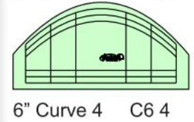 Westalee Curves C6-4 Template
