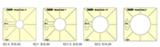 Westalee Simple Circle .5 Template