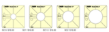 Westalee Simple Circle Set 1 Template