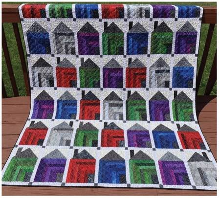 CLP My House Quilt Pattern