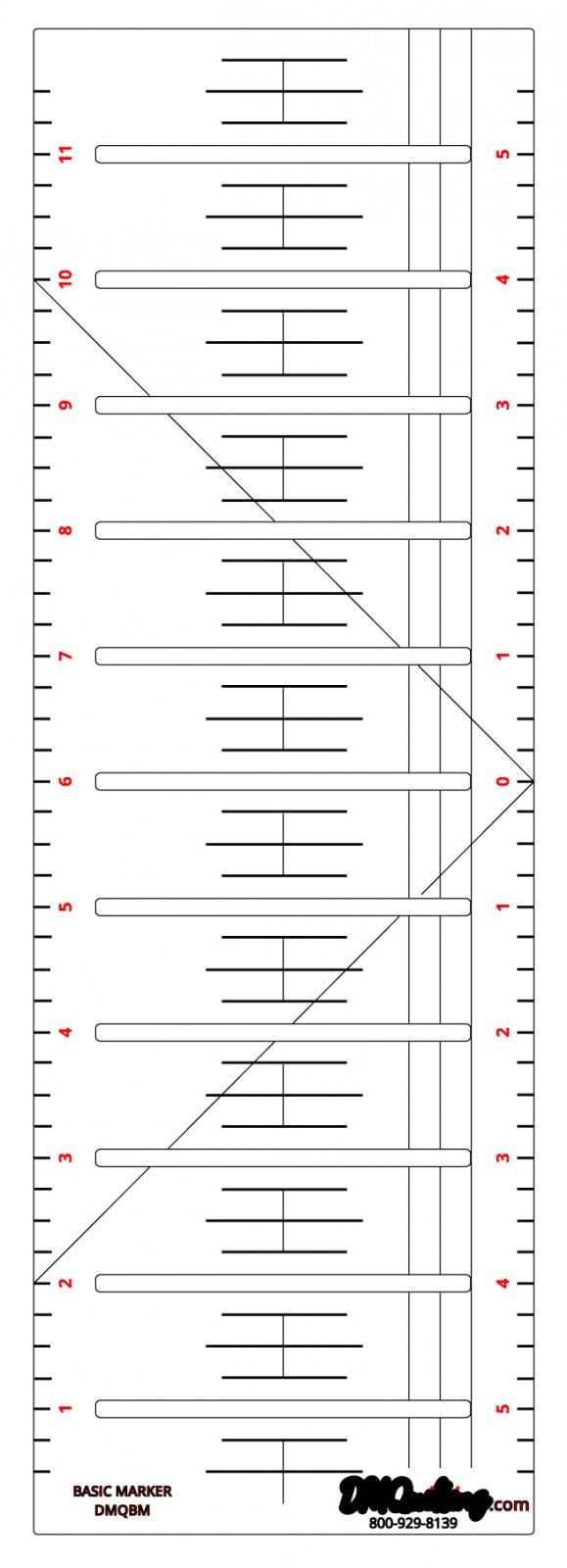 DM Basic Line Marker