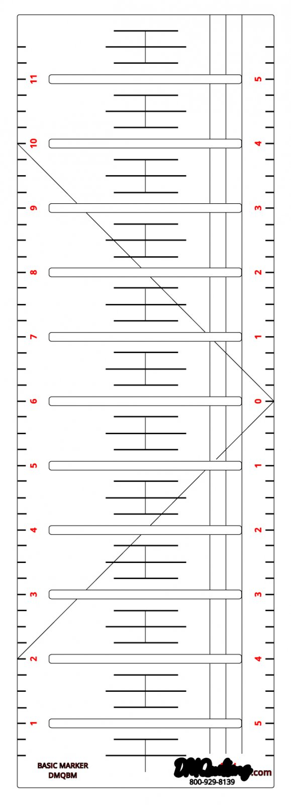 Sew Steady DM Basic Line Marker