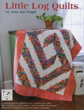 Little Log Quilts Book