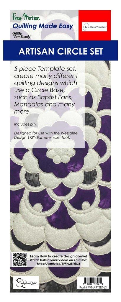 Westalee Artisan Circles 5pc Set
