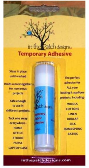 Patch Stick Temporary Adhesive