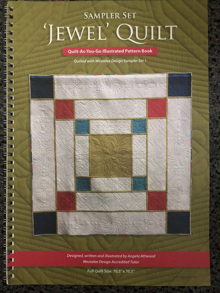 Westalee Jewel Quilt Book