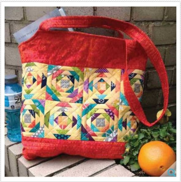 CLP Pineapple Sizzle Tote