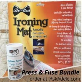 Press & Fuse Bundle