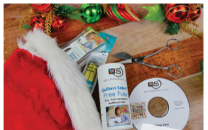 Quilters Select Holiday Stocking Stuffer Special