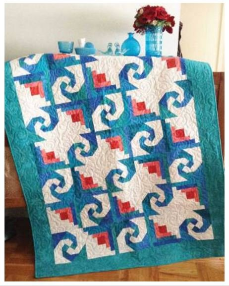 CLP Rosebud Trails Pattern