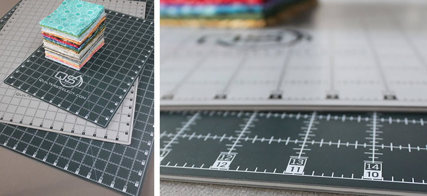 Quilters Select Dual Sided Mats