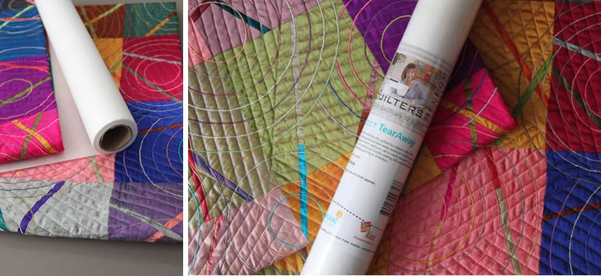 Quilters Select TearAway Fusible 20 x 10