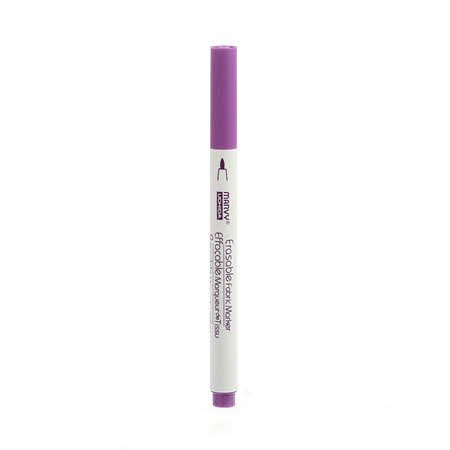 Marvy Air Erasable Fabric Marker - purple