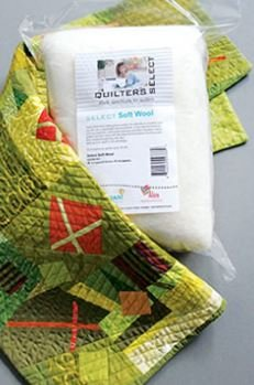 Quilters Select Soft Wool 96 x 1